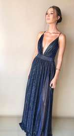 שמלת נצנוץ עדין