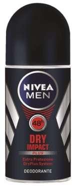 דאודורנט רול און יבש של NIVEA (מארז 6 יחידות)