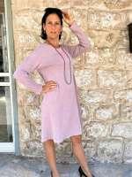 שמלת סריג לנשים גזרת A