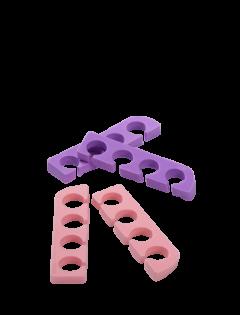 מפריד אצבעות-100 זוגות במארז