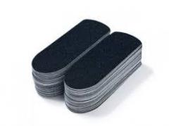 מדבקות חד פעמי לפדיקור- שחור -50 יחידות בחבילה