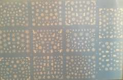 מדבקות מים לקישוטי ציפורניים -2