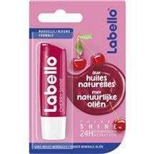 לבלו שפתון  CHERRY צבע עמיד עשיר בלחות עד 24 שעות 4.8g