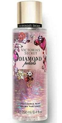 "VICTORIA'S SECRET מבשם גוף בספריי 250 מ""ל DIAMOND petals  -  -  מ""ל"
