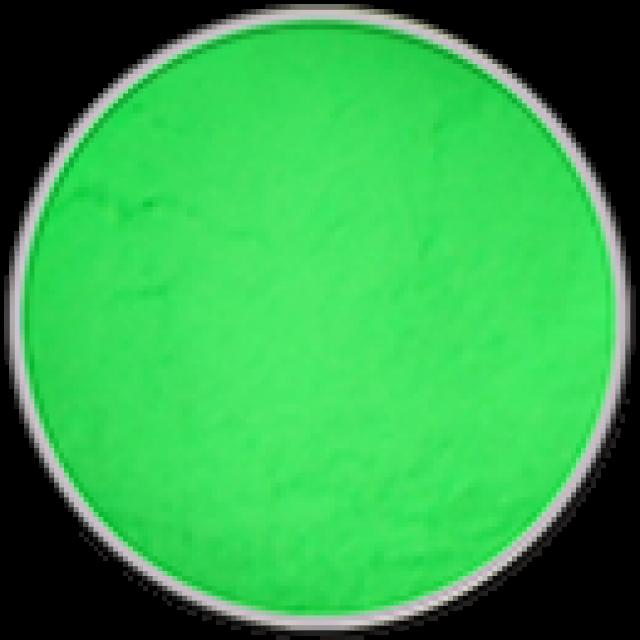 אבקת אקריל לפיסול- ירוק זוהר