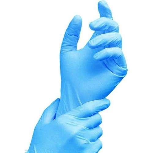 כפפות כחולות -100 יחידות במארז