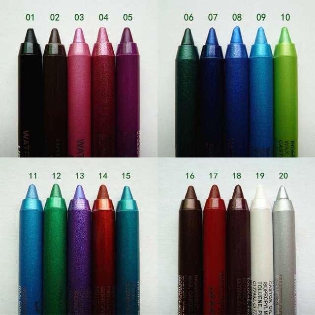 עפרון שפתיים/ עיניים