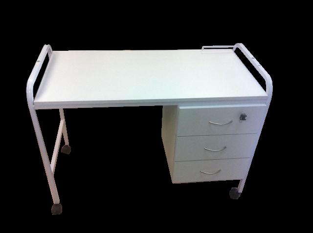 שולחן 3 מגירות
