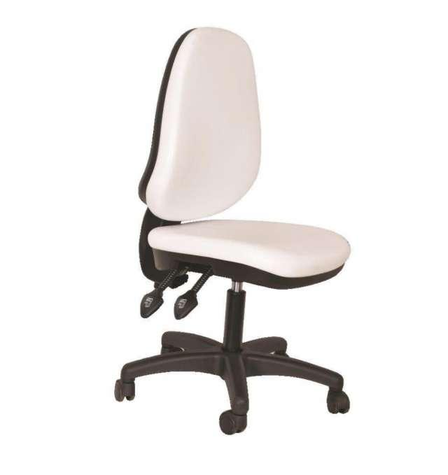 כסא פנאומטי לקוסמטיקה