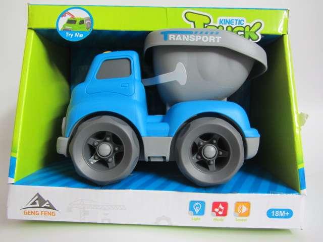 משאית חול קשיחה