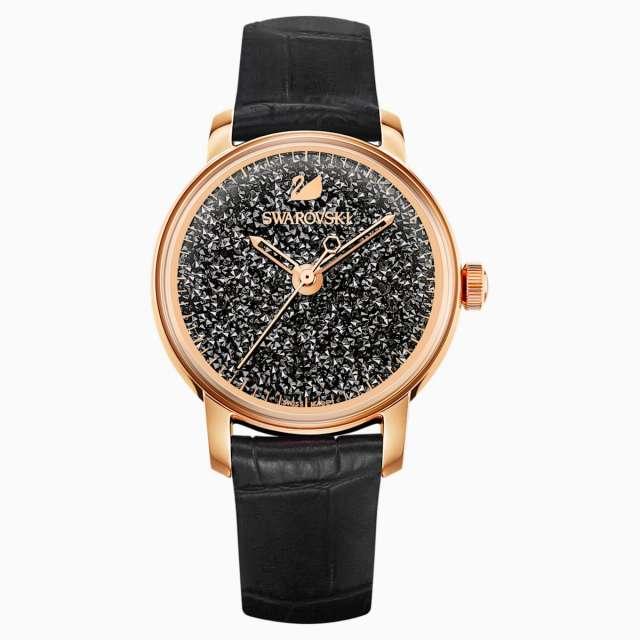 שעון SWAROVSKI קולקציית CRYSTALLINE HOURS