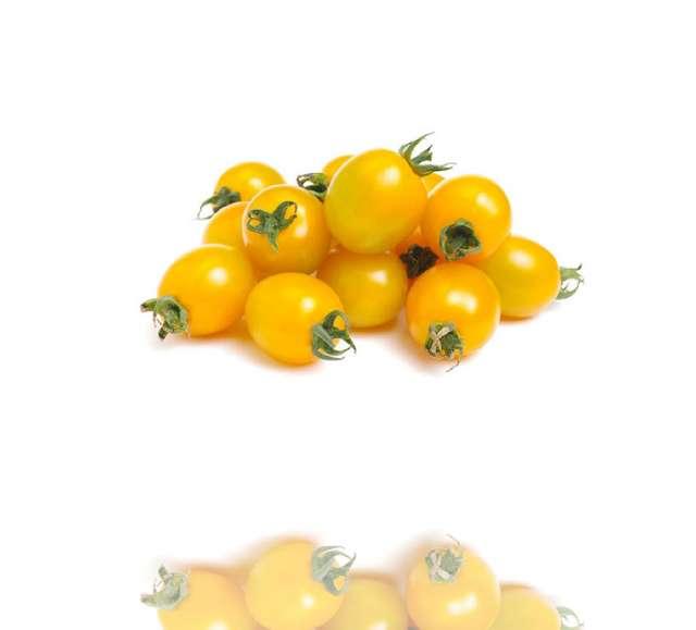 עגבניה שרי צהוב