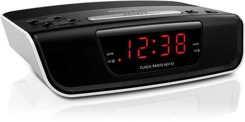 שעון רדיו מעורר פיליפס