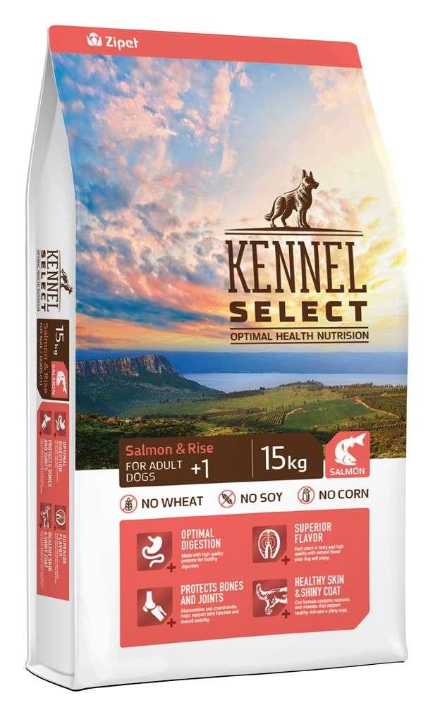Kenel select-קנל סלקט דגים 15 ק''ג