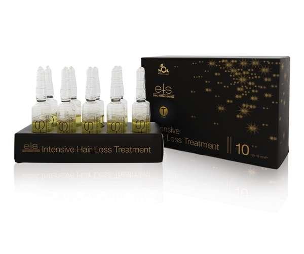 אמפולות לטיפול אינטינסיבי בנשירת שיער 10 יחידות במארז