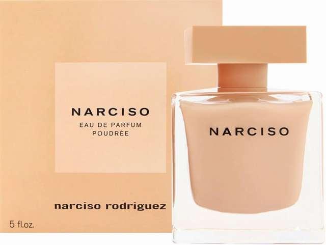 הבושם PUDREE של narciso rodriguez