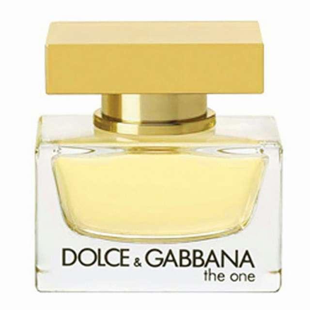 """הבושם the one של DOLCE & GABBANA המכיל 75 מ""""ל"""