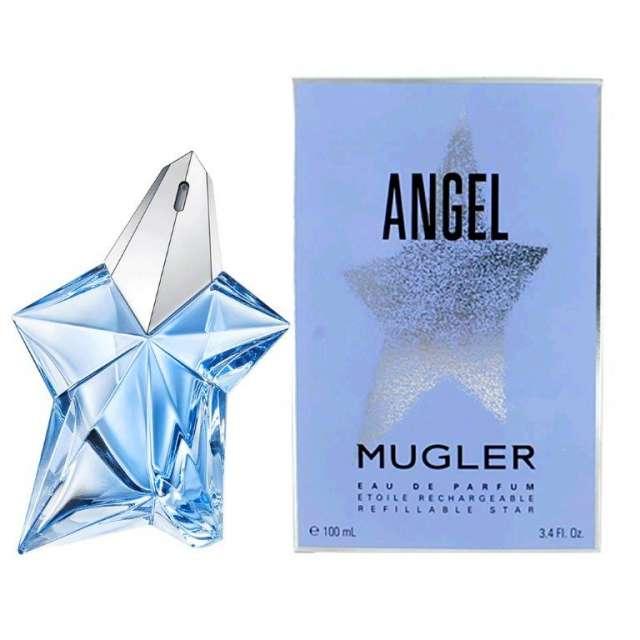 הבושם ANGEL של Thierry mugler