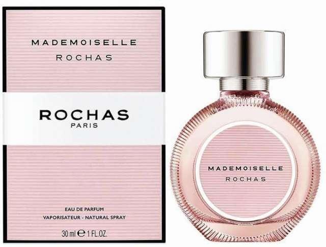 הבושם medemoiselle של ROCHAS