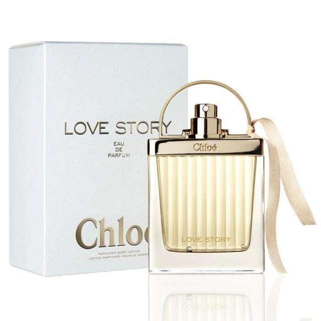 הבושם LOVE STORY של Chloe