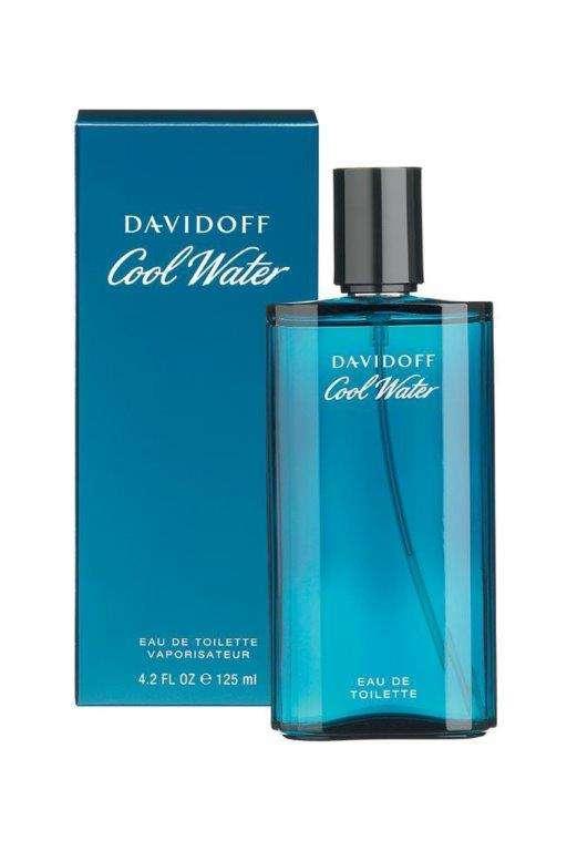 הבושם Cool Water של DAVIDOFF