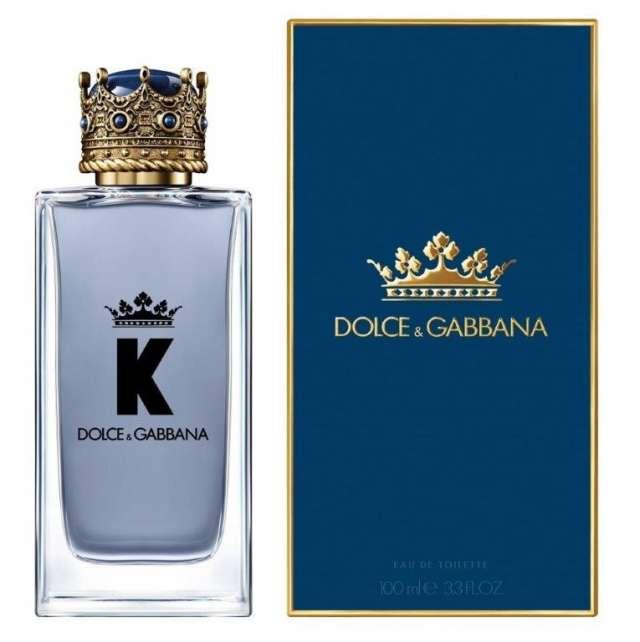 הבושם K של DOLCE & GABBANA