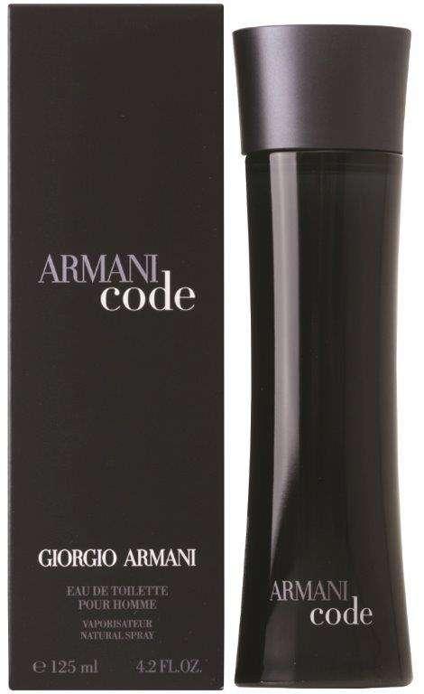 הבושם Armani Code של GIORGIO ARMANI