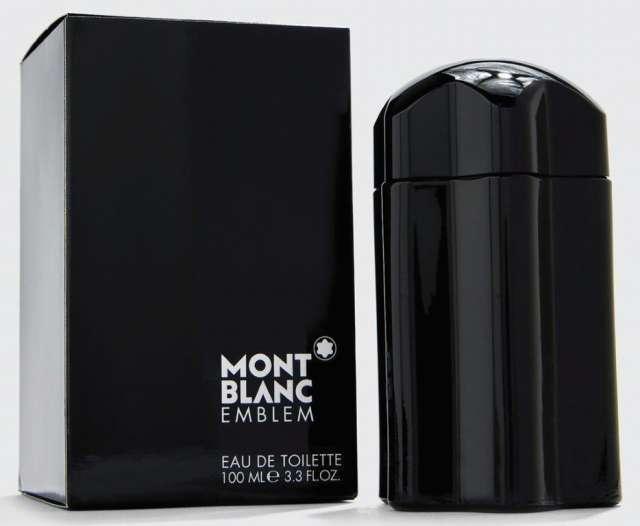 הבושם Emblem Intense של Mont Blanc