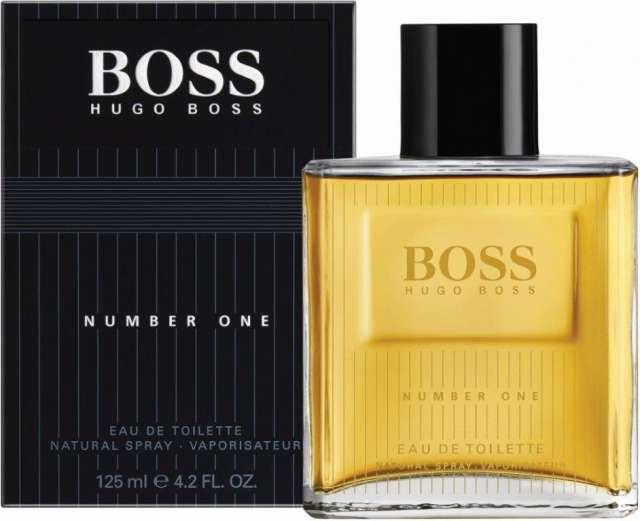 הבושם (125מ״ל) Number One של Hugo Boss