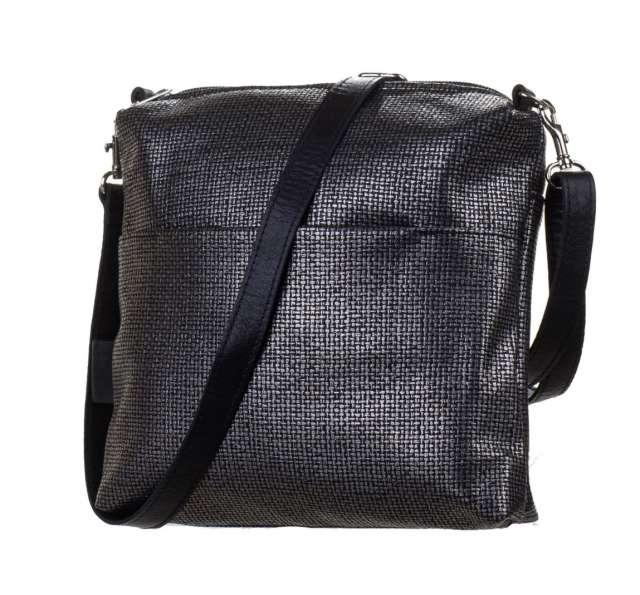 תיק אופנתי מבד לנשים בעבודת יד של המעצב מור יוסף  דגם לילי שחור - Lili black