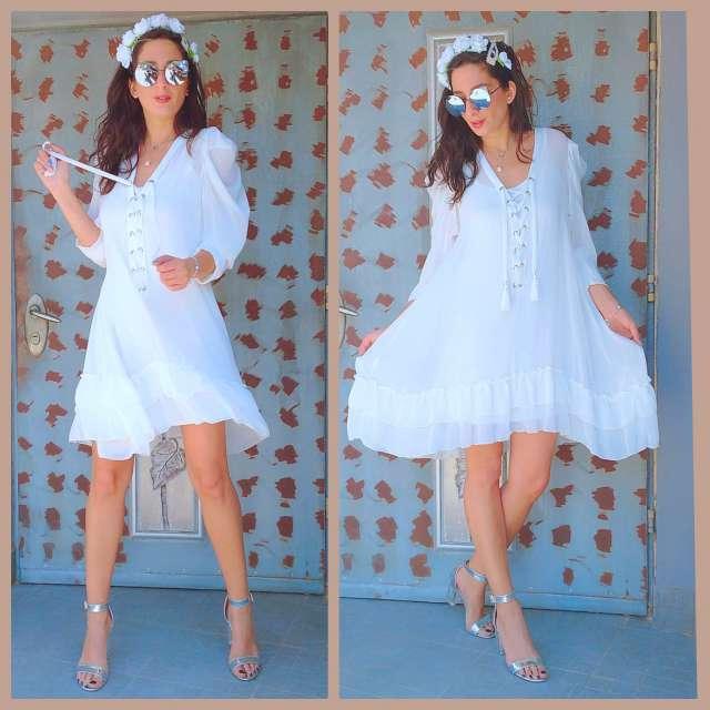 שמלת גלביה