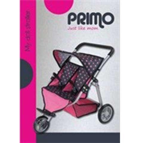 עגלת תאומים PRIMO