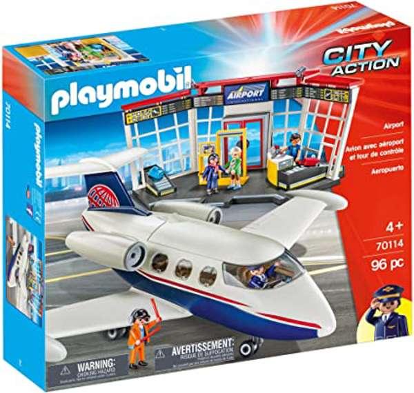 פליימוביל שדה תעופה סט ענק 70114