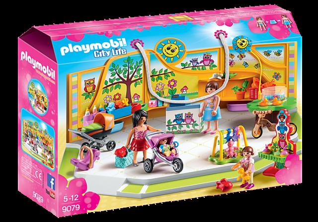 פליימוביל חנות למוצרי תינוקות 9079