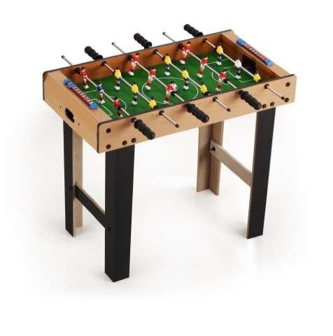 שולחן כדורגל עץ עומד