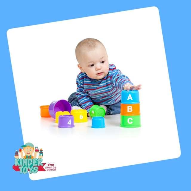 צעצועי תינוקות