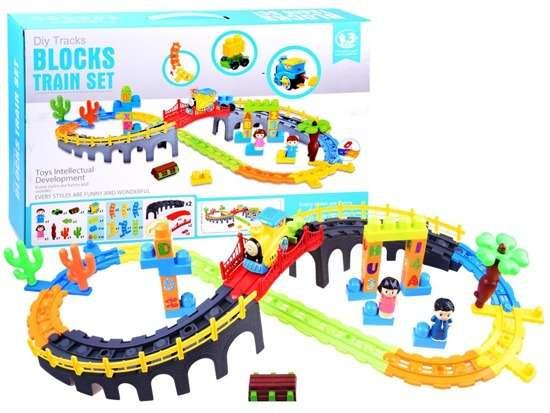 רכבת לגו חשמלית -משחקים לילדים