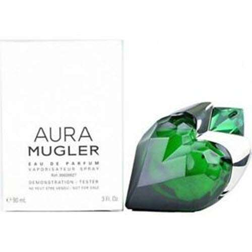 """טסטר של הבושם AURA MUGLER מבית Thierry Mugler המכיל 90 מ""""ל"""